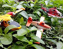 Disney Planes - Papertoy Photography