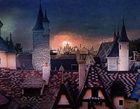 Nocturne au Pays des Merveilles