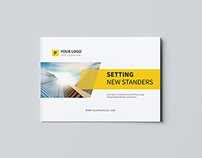 Minimal Business Brochure II