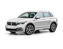 Volkswagen Tiguan 2022 facelift