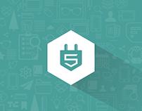 Secuready - Web Design