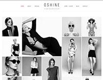 OSHINE - Perfect theme for Photography Portfolio