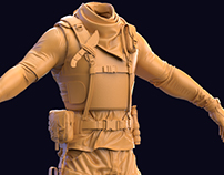 Combat Arms Light Outfit