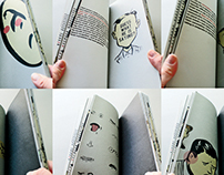Oh Dear, I Can't Hear | Handmade and designed book