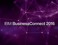 Visuales para el congreso IBM Business Connect 2016