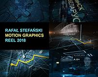 My 2018 Motion Graphics Showreel