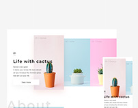 concept diary | Life with catus