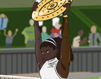 Serena Victory