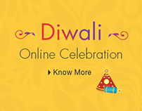 Visual Style guide - Diwali theme