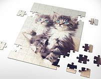 Puzzle Mock Up