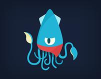[Mascot] Fistful of Squid