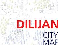 DILIJAN CITY MAP