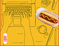 The Hotdog Stand - Social Media Campaigns