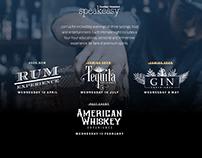Speakeasy Event Website