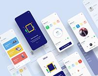 UX/UI Smart Home App Design