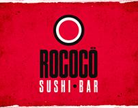 Rococö • Sushi Bar | Branding