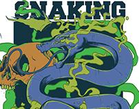 Snaking