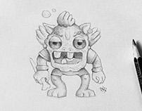 Character Design Drawings II