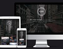 FTZZ Responsive \ Portfolio Website
