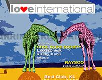 Fliers - Love International