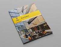 At A Glance – UNSW Mini Brochure