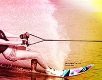 2011 Hyperlite Womens' Slalom Skis