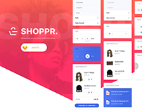 Shoppr - E-commerce UI Kit