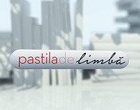 "ID for Digi24 - ""Pastila de limba"" programme"
