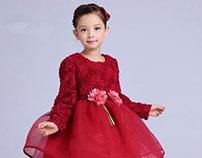 Baby Wedding Dresses - Kids Indian Wear Online