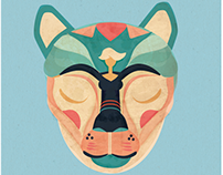 Brand Illustrator. Ana Isabel Gil. Studio Hippocampus