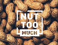 Nut Too Much Branding