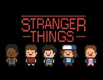 Stranger 80's