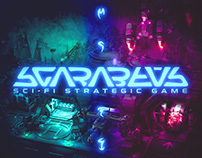 SCARABEUS | GAME ART PROJECT
