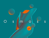 Osmoss collage poster