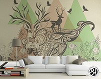 Abstract Wallpaper @shraddhatrivediwallpapers