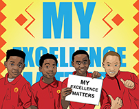 """My Excellence Matters"" - An Empowerment Project"