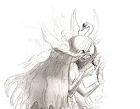 Babayaga and the Swan Geese