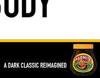 Marmite - A Dark Classic Re-Imagined