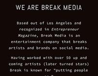 Break Media (@Break): Entertainment Experts