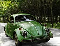 Wolksvagen Beetle 1967