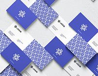 Ubbik brand design.