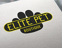 Logo Elite Pet