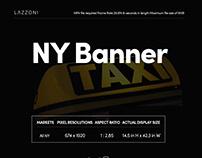 Lazzoni NY Banner