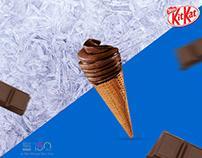 KitKat Social Media Designs