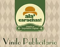 Impresión e Instalación de Vinilos Adhesivos