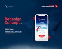 Tunisair | Redesign Concept