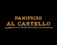 """Logo - Panificio """"Al castello"""""""