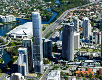 Meriton hotel serviced apartme Broad Beach - Gold Coast