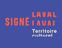 Signé Laval - Territoire culturel