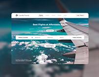 Flight Search - Concept UI